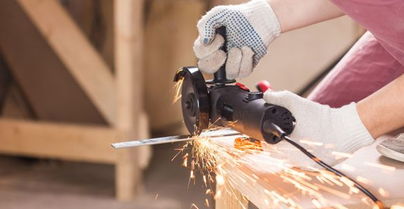 Buying an angle grinder for home-related works
