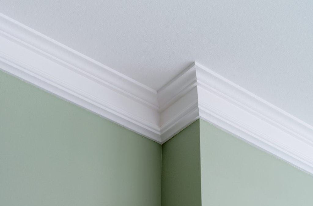 Can you use Crown Molding as a Baseboard