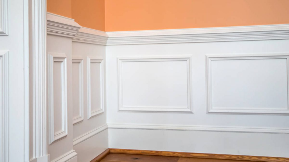Does Wainscoting Makes A Room Look Smaller?