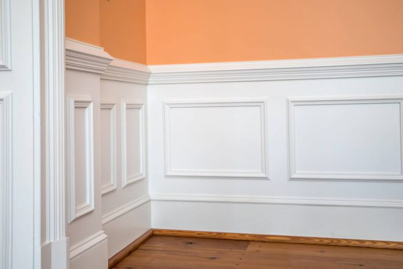 Does Wainscoating a Room Makes it Look Smaller