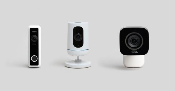 Vivint Security Camera