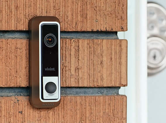 Does Vivint Doorbell have a battery, or is it hardwired?