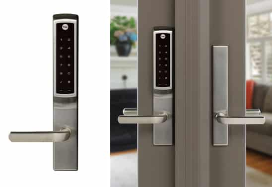 Smart lock for sliding doors: My favourite 3