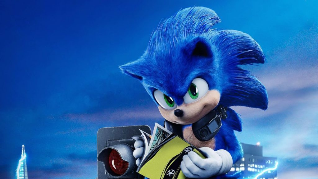 Sonic the Hedgehog Movie Available in 1Movies