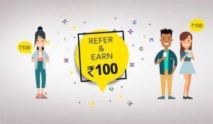 invite & earn