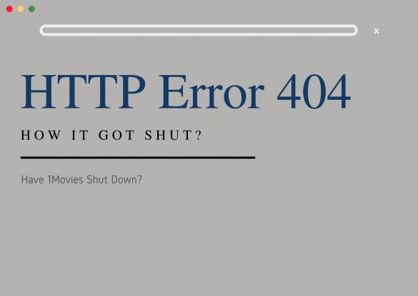 Why and how website got shut.