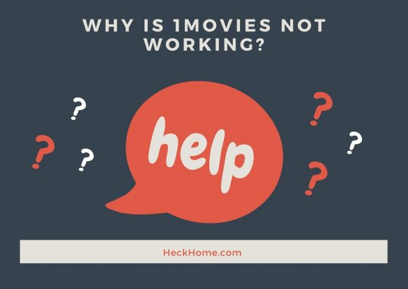 Looking for the problem about Why is 1Movies not working?