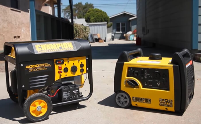 Generators are great power alternatives for residential and commercial use. Let's have a comparison of inverter generators Vs generator - what's the difference?
